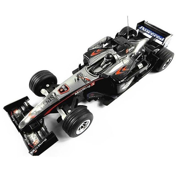 On Sale!!Ship Within 24 Hour New Amazing 1:18 F1 Super  Car Remote Controll Car RC Toys / Radio  Racing Car 2 color