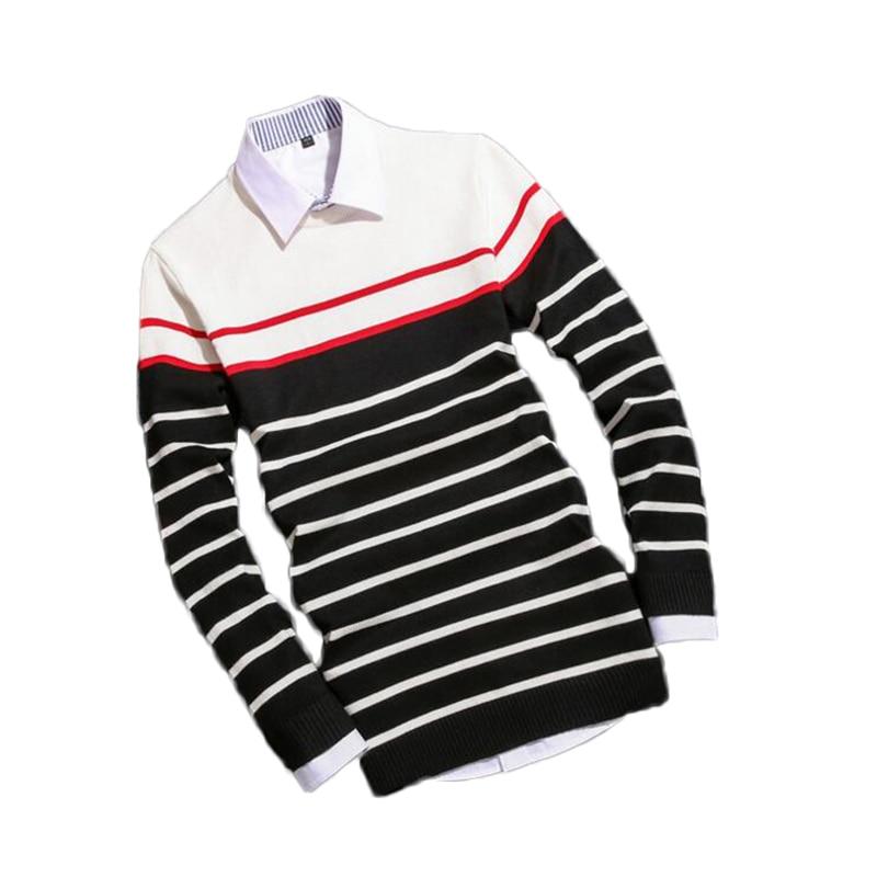 00cbf540fda YP1027M 2017 Otoño Invierno Venta caliente moda agradables causales navidad  del suéter hombres ropa barata de la marca de fábrica al por mayor