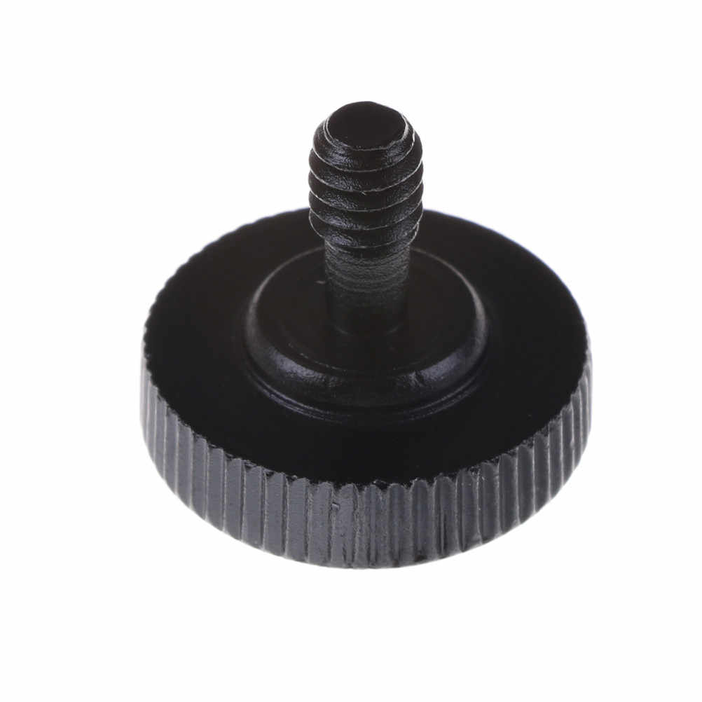 """20mm 1//4/""""Male to 1//4/""""Female Socket Screw Adapter For Tripod Camera Stand HGBE"""