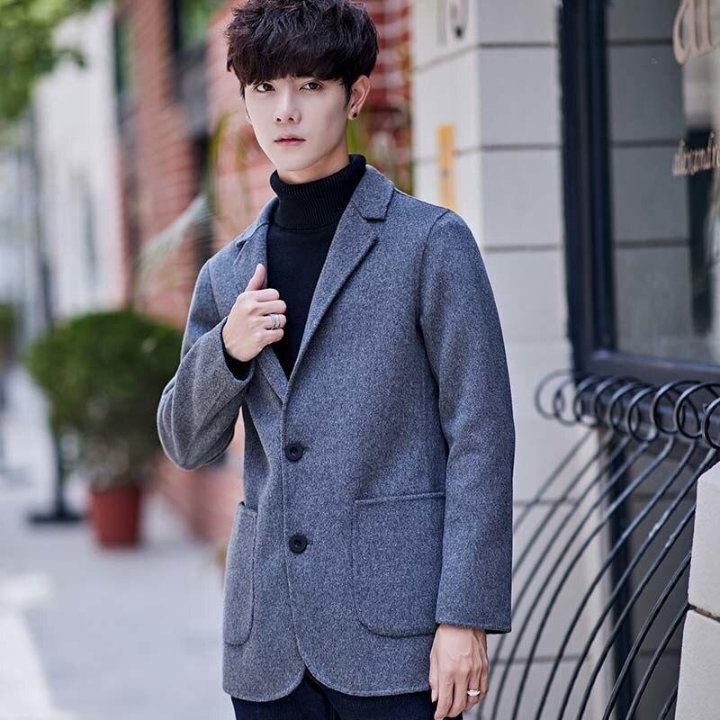 Automne Gentleman Hommes De Mode Face Personnalité D'hiver Main eE2WIY9DH