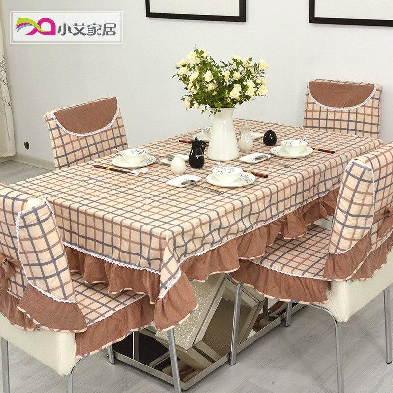 Pano Pastoral toalhas de mesa home parece bonito da manta de chá toalha de mesa toalha de mesa tampa da cadeira almofadas suíte mediterrâneo tableclo