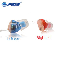 2016 Trending Products New Innovative Hearing Amplifier Digital Hearing Aid Mini In Ear CIC Hearing Devices