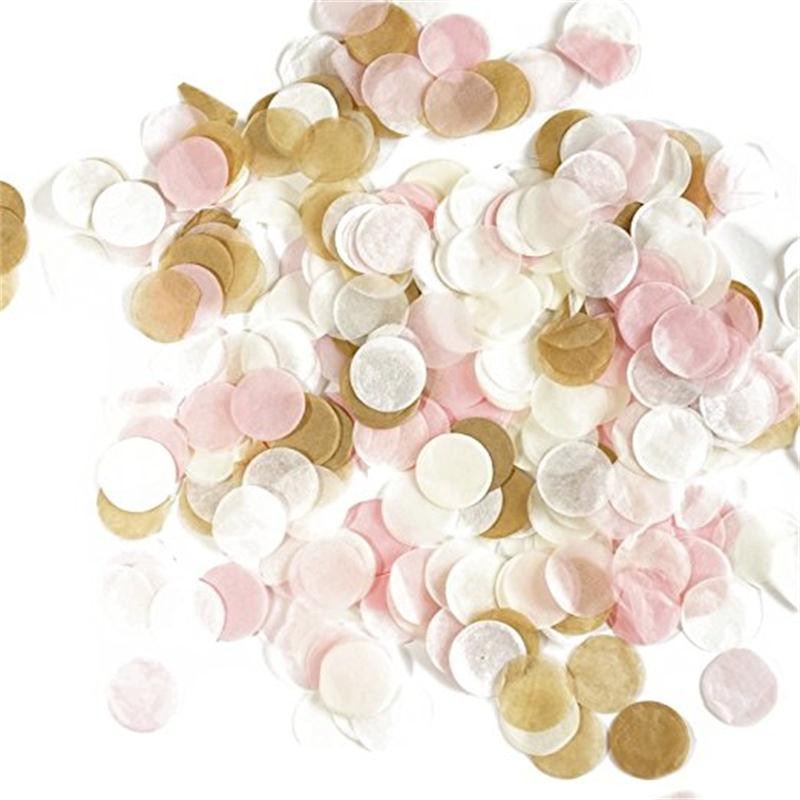 Kuchang-1000pcs-bag-1cm-paper-Confetti-Mix-Color-for-wedding-birthday-party-decoration-round-Tissue-for (3)