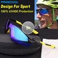 PROSOOL Deportes Hombres gafas de Sol de Ciclismo Running Pesca de Conducción Golf Hombres de gafas de Sol Lentes Gafas Gafas de Sol UV400 2016 new