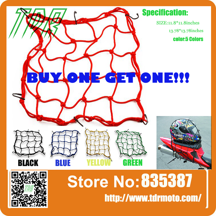 Buy One Get One Motorcycle 6 Hooks Hold down Fuel Tank font b Luggage b font
