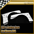 Car-styling FRP Fiber Glass Front Fender For Nissan Skyline R34 GTR BN Style