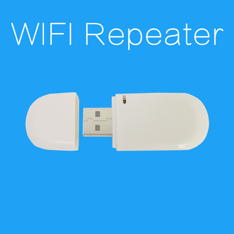 DOIT Mini USB WiFi Repeater Wireless Router Expander WiFi Signal Coverage
