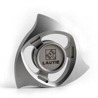 Star EDC Hand Spinner Metal 304 Stainless Steel R188 Bearing Fidget Spinner Autism ADHD Kids Adult