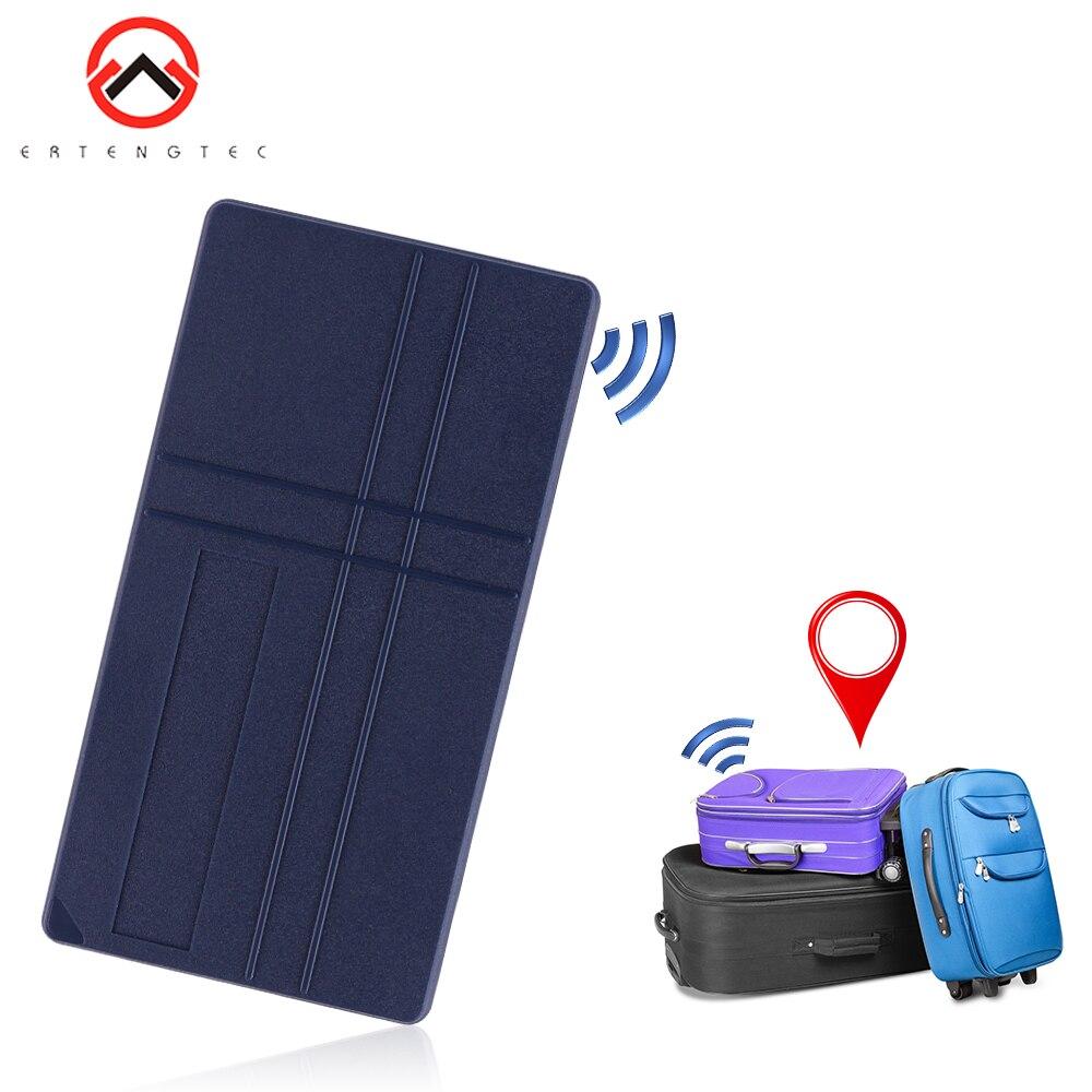 GPS локатор умный анти потерянный актив GPS трекер WIFI отслеживание ультра тонкий долгое время ожидания Bluetooth 4,0 компактный мини GPS трекер