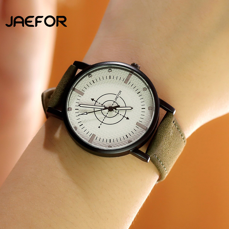 Fashion Wrist Watch Women's Leather Bracelets Top Brand Men's Watch Ladies Watches Student Children Sports Hour Clock