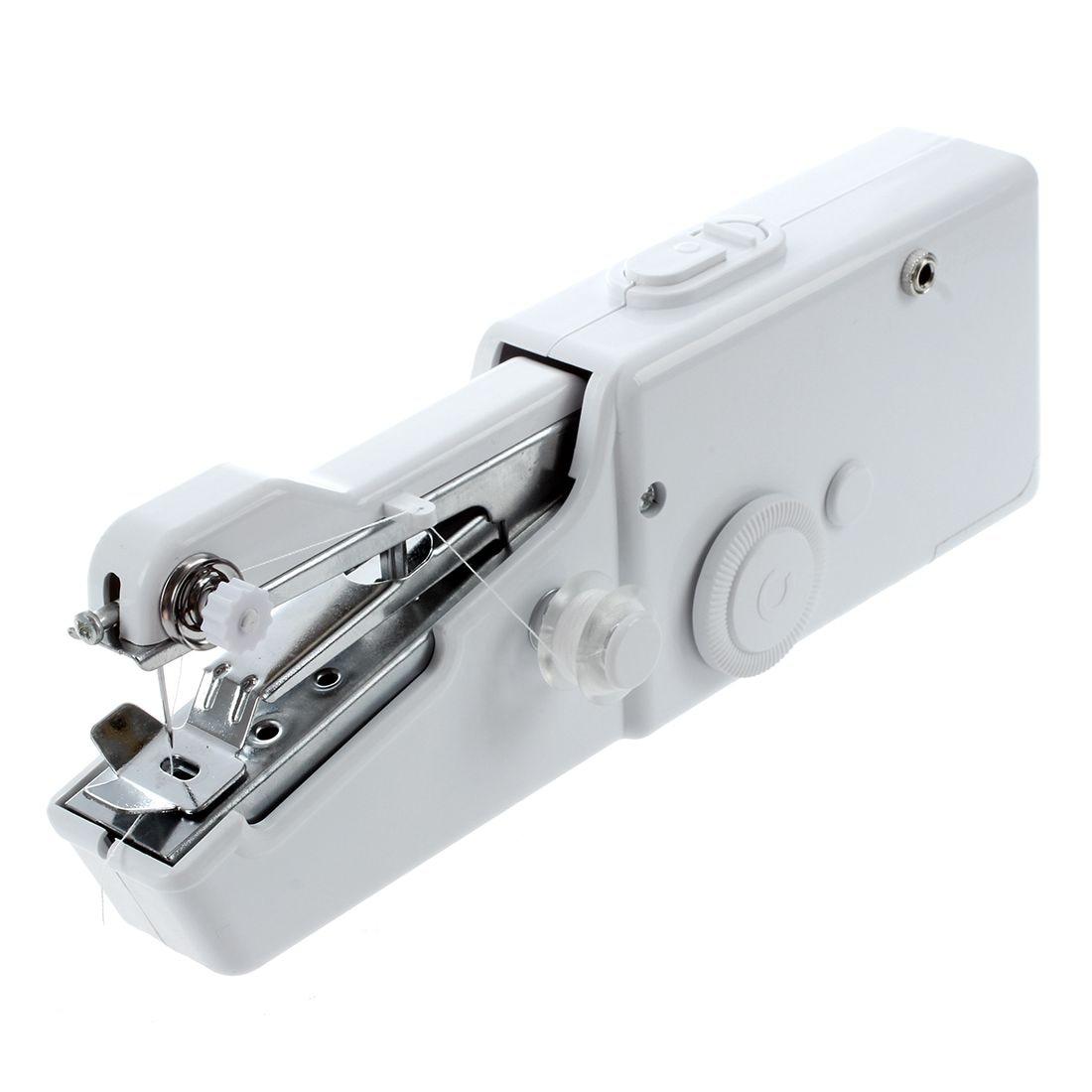 Mini Home Travel Desk Portable Sew Quick Hand-held needle Clothes Sewing Machine maquina de coser de mano