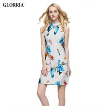 Glorria Women Halter White Dress 2017 Summer Vestidos Off Shoulder Tunic Pockets Sundress Sexy Party Dress Clothing Mini Dresses
