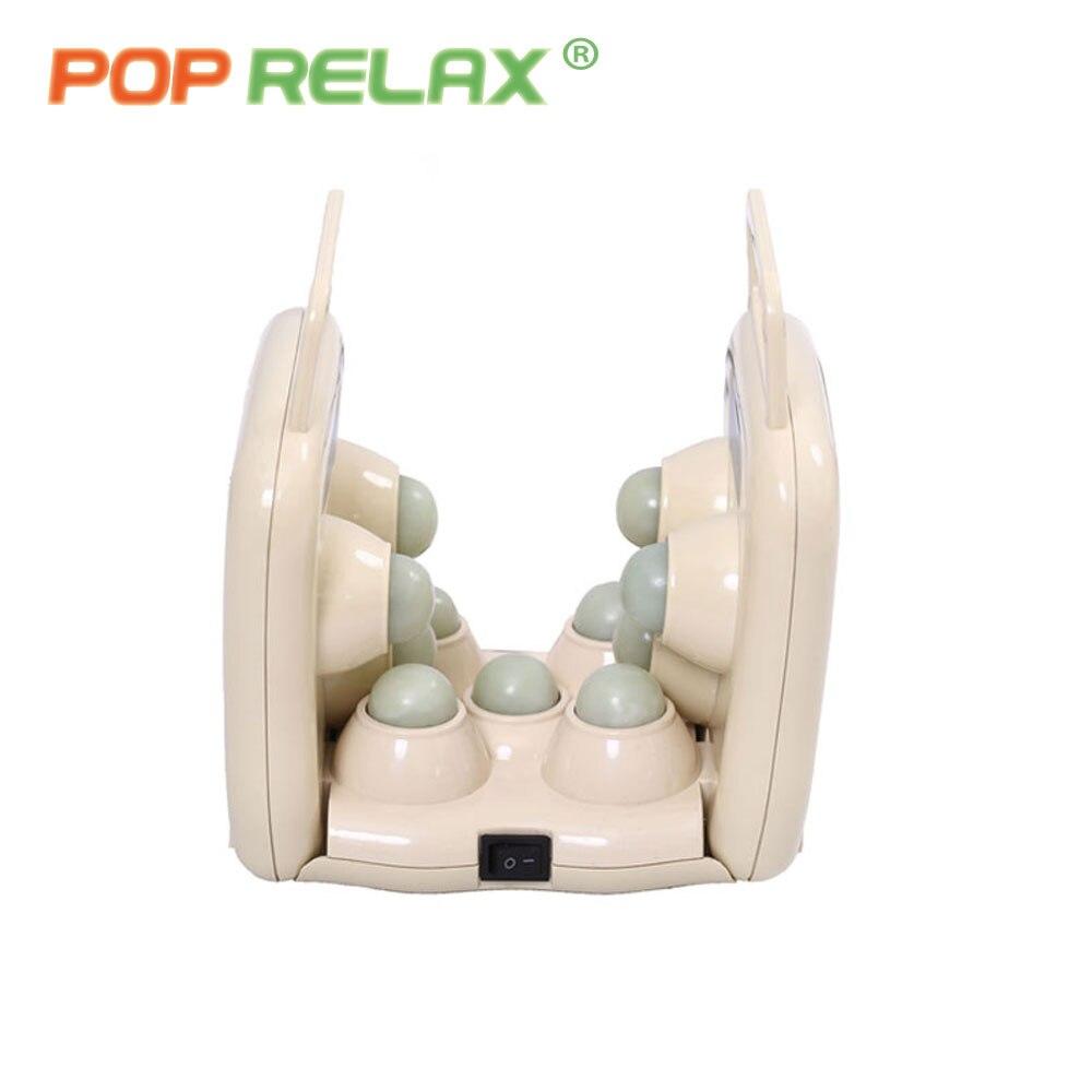 POP RELAX 11 bollar real jade roller massager projektor LED foton - Sjukvård - Foto 5