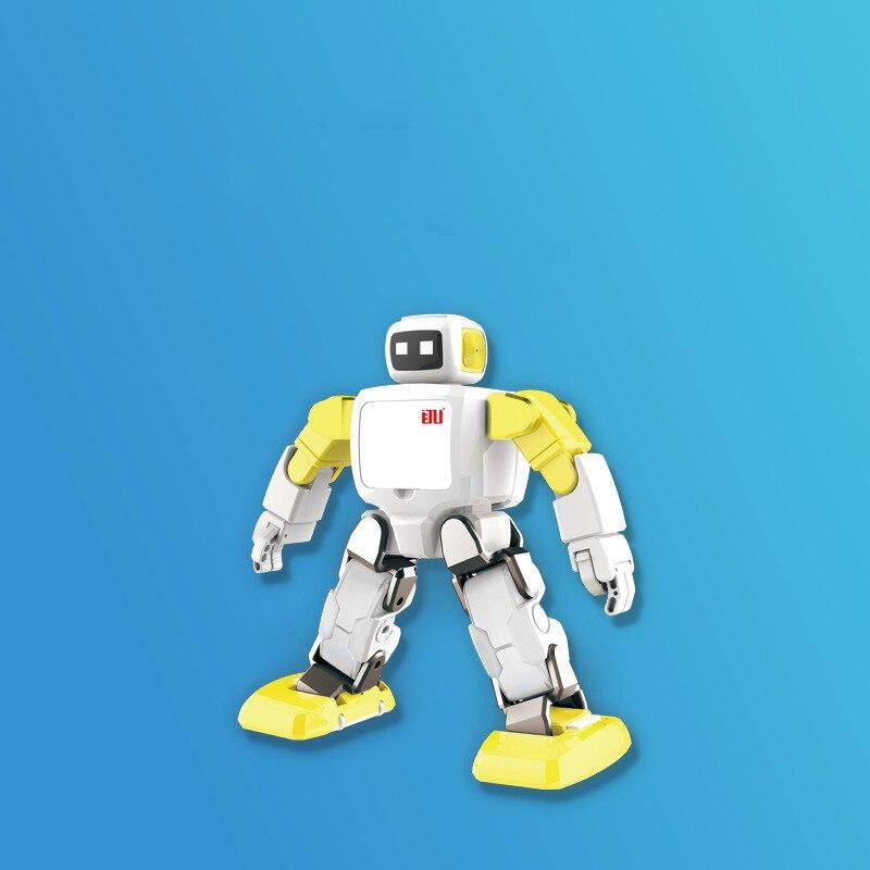 Kit de Robot à monter soi-même de créativité Programmable 3D électrique bricolage chaud pour Puzzle assembler Robot jouets éducatifs cadeau pour les enfants