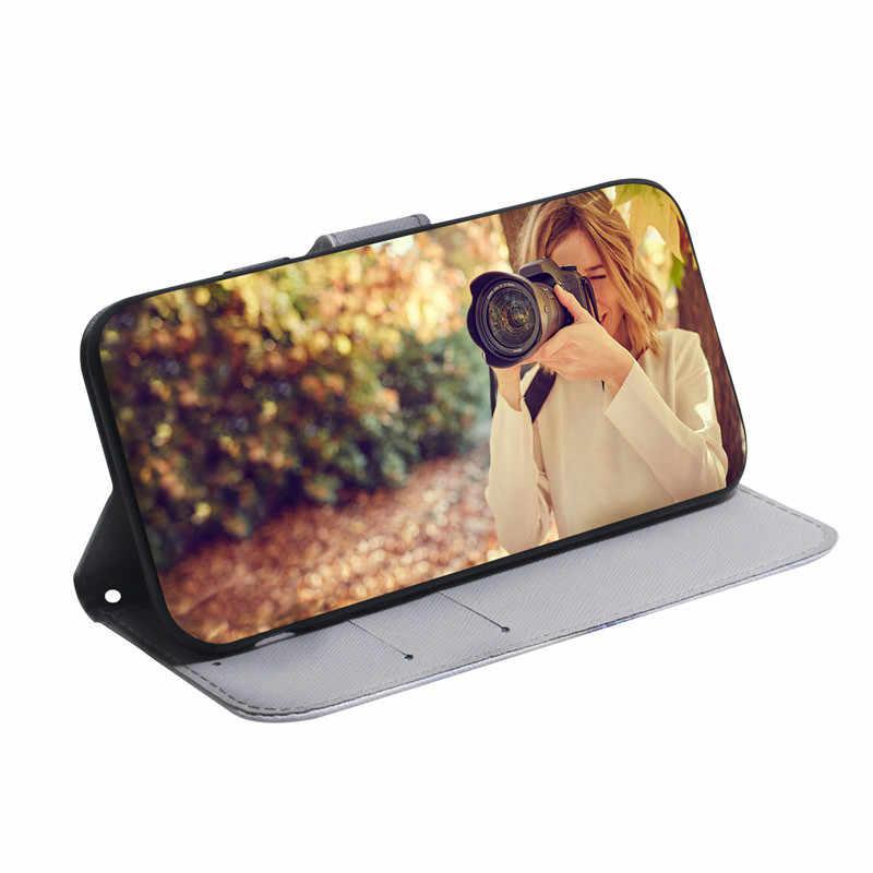 ل iphone 5 5S حالة على ل iphone 11 برو XS ماكس XR X حالة فليب محفظة جلدية المغناطيس خزائن هاتف آيفون 6 6s 7 8 زائد حالة غطاء