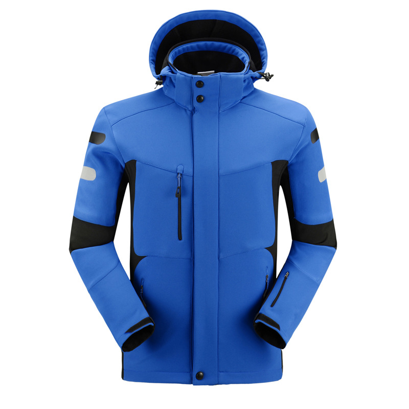 ФОТО 2017  Brand hiking Outdoor Softshell Jacket Men Jacket Waterproof Windproof Super Quality Thermal Jacket For Hiking Camping Ski