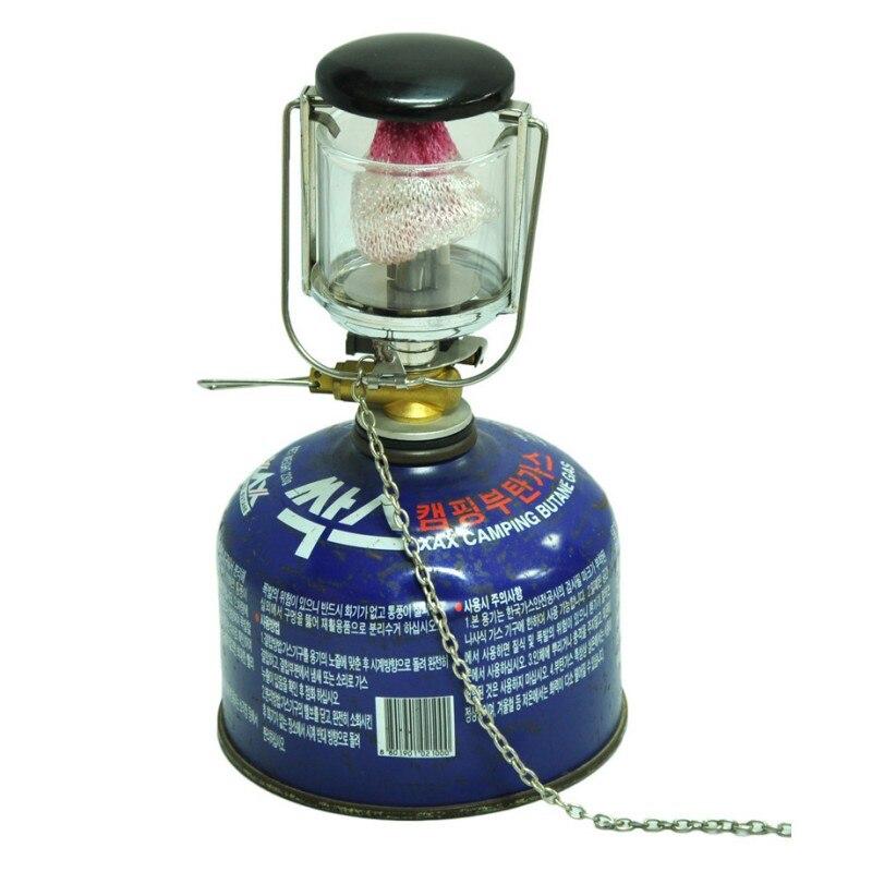 MINI 80LUX Camping Lantern Portable Aluminum Gas Light