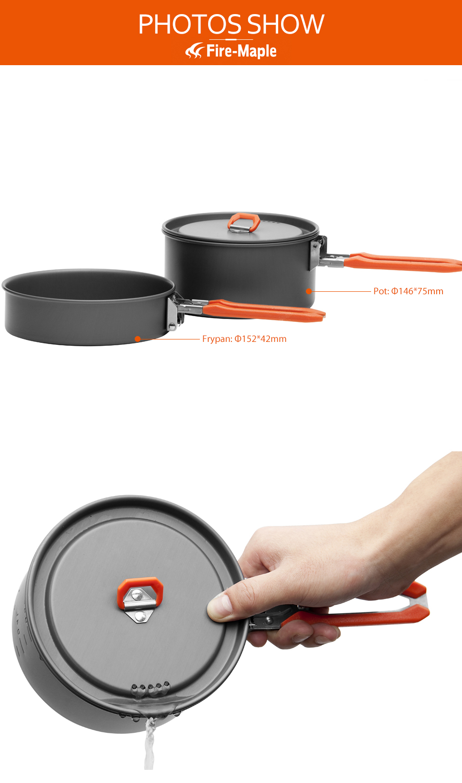 China hiking cookware Suppliers