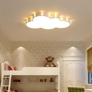Image 4 - New ultra thin LED Ceiling Lights children room study room remote control modern ceiling lamp plafonnier led avize lustre