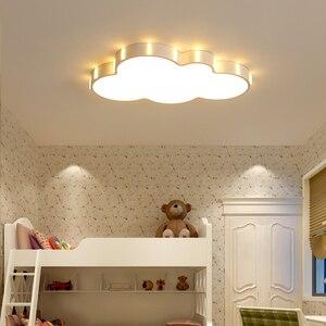 Image 4 - Nieuwe Ultra Dunne Led Plafond Verlichting Kinderkamer Studeerkamer Afstandsbediening Moderne Plafondlamp Plafonnier Led Avize Glans