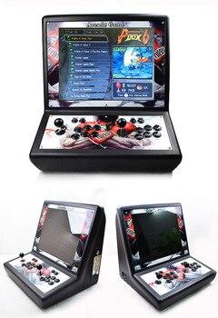 1500 juegos en 1 clásico 19 pulgadas LCD pantalla juego Bartop máquina sin coining función