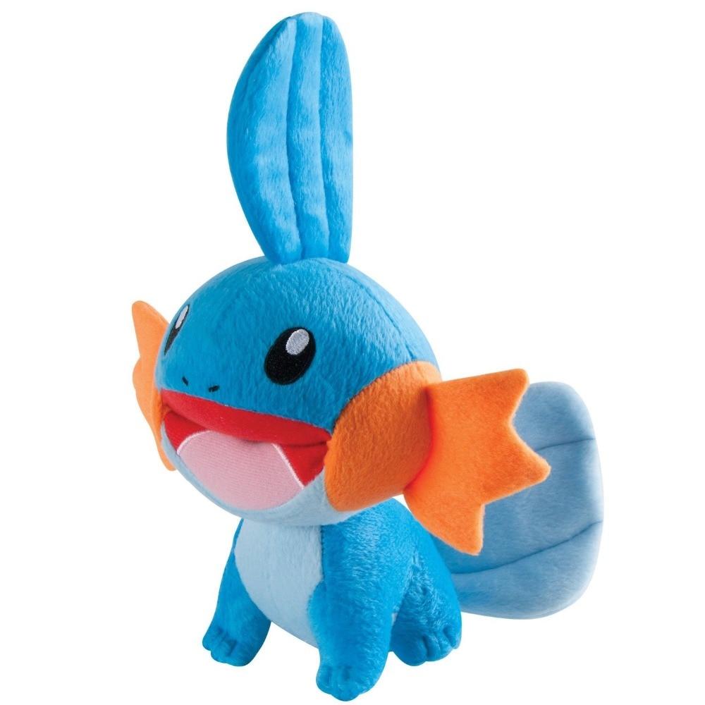 Cartoon Peluche Small Plush Mudkip Childrens Gift Toy Kids,Quality goods Soft Stuffed Plush Toy Free Shipping 20cm