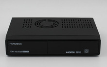 HEROBOX EX4 HD DVB-S2+T2/C HD Linux Enigma2 Satellite tv Receiver better than Zgemma Star H.S Satellite Receiver