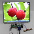 HDMI DVI VGA placa controladora de Áudio lcd LQ150X1LG96 1024x768 1050cd NT6867615inch/m2 painel lcd industrial