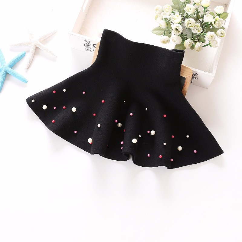 Pearl Skirt For Party (3)