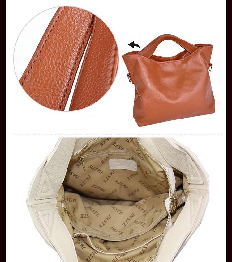 genuine leather bag female 6