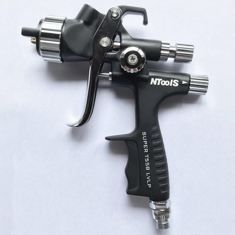 LVLP Spray Gun 1 3MM Nozzle Paint Spray Guns Airbrush For Painting paint gun SPRAYER Furniture
