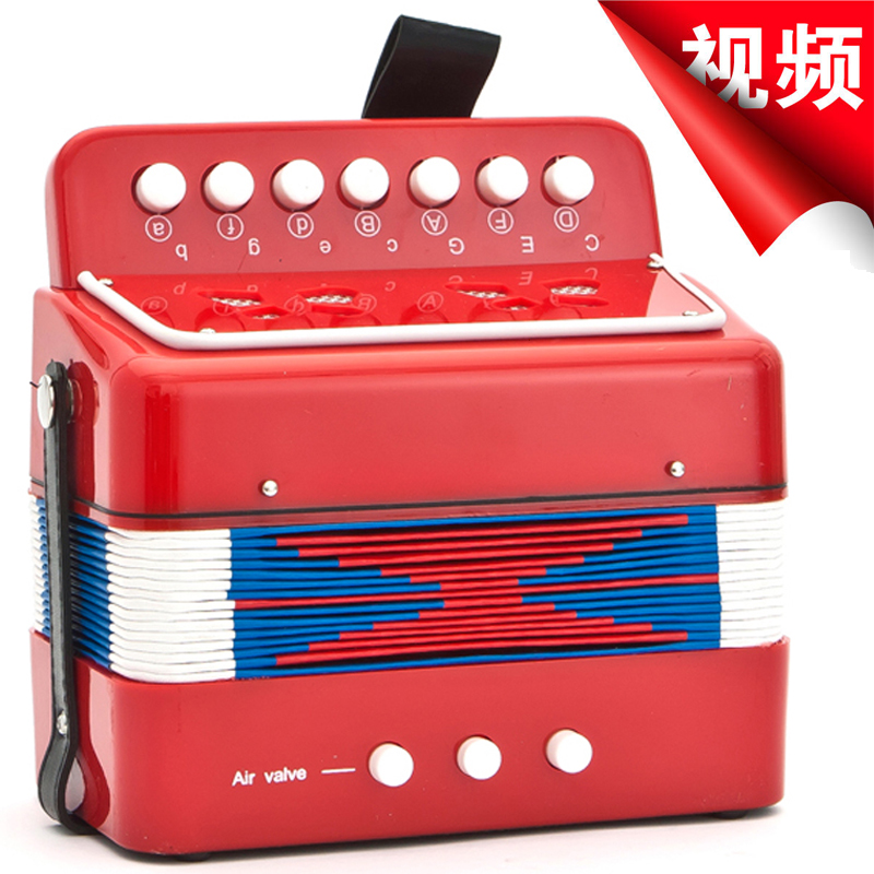 Hospitable Free Shipping 2017 New Baby Puzzle Musical Instrument Toy Child Accordion Music Toy Accordion Piano Paint Organ Toys For Baby Less Expensive