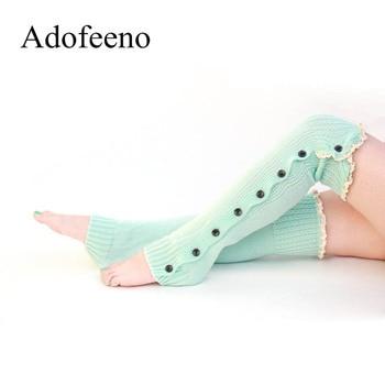 Adofeeno зима гетры для девочек для для женщин ботинки на шнуровке
