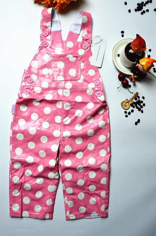Relaxed-fit trousers, overalls, waterproof trousers, boys and girls - Children's Clothing - Photo 1
