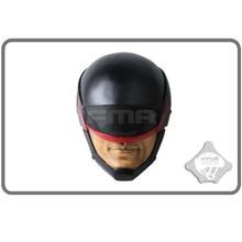"""Страйкбол FMA Хэллоуин вечерние CS маска для косплея проволочная сетка """"RoboCop"""" Защита M ask TB1016"""
