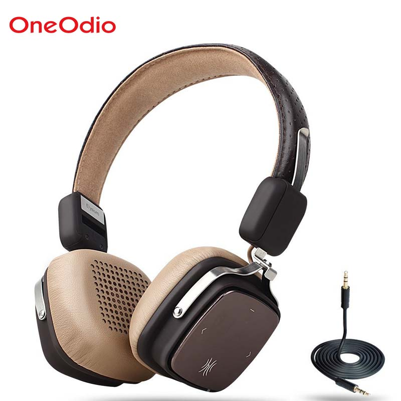 Wireless Headphone Bluetooth Headset Headphones Bluetooth 4.1 Metal Stereo Wireless Headphones With Mic For iPhone Xiaomi Phone popova l 660 original bluetooth headphones with microphone wireless headset bluetooth for iphone samsung xiaomi headphone