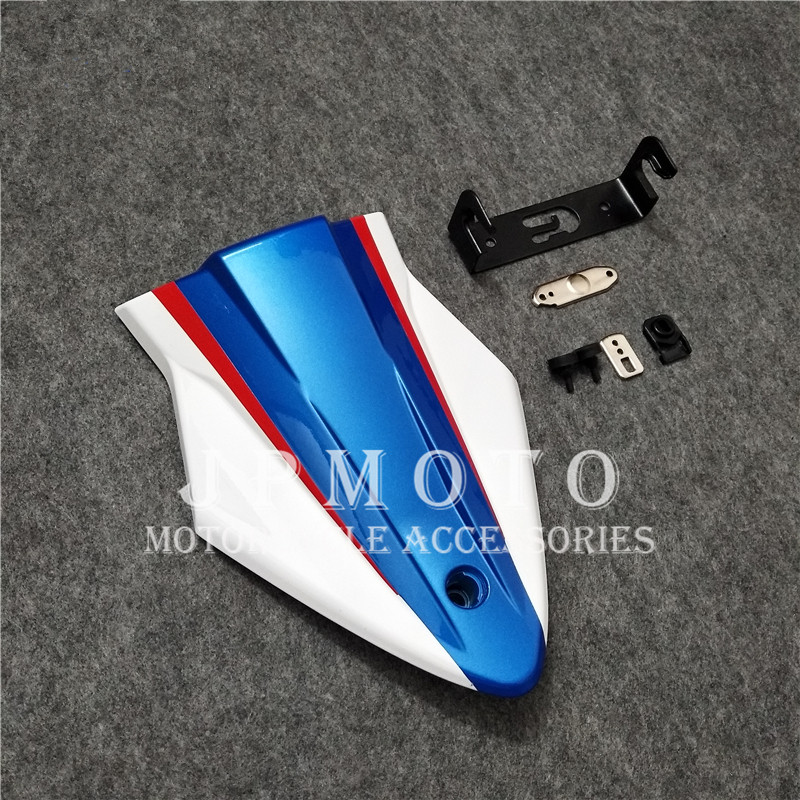 customize+cowl lock kit Rear Seat Cover Tail Section Motorbike Fairing Cowl for BMW S1000RR S1000 2015 2016 2017 2018