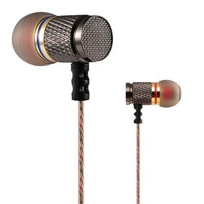 Original KZ-ED2 auricular HiFi dj music entusiasta uso especial earburd Fone de ouvido KZ-ED2