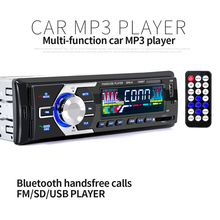 Universal Bluetooth Handsfree 4-channel high power output U disk Digital high-quality FM stereo Audio Radio MP3 CD player 1066BT high quality cd the betles stereo 16cd