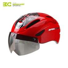 Helm Sepeda Basecamp Kacamata
