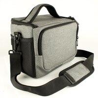 DSLR Shoulder Camera Bag For Canon EOS 6D 5D Mark IV II 80D 800D 750D 200D 1500D Nikon D3400 D5300 D5600 D7200 D7500 Case Cover