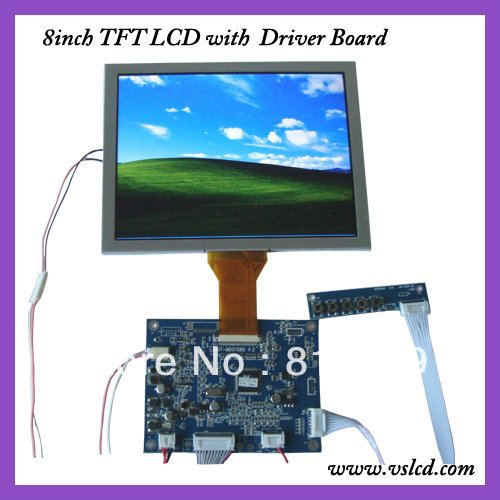 все цены на VGA AV OSD LCD Controller Board VS-MD07080V.2+8