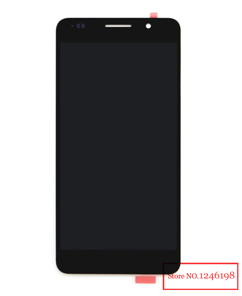 TOP Quality Full LCD Touch Screen Digitizer Assembly For Huawei Honor 6 H60-L02 H60-L12 Replacement Repair Parts Free shipping