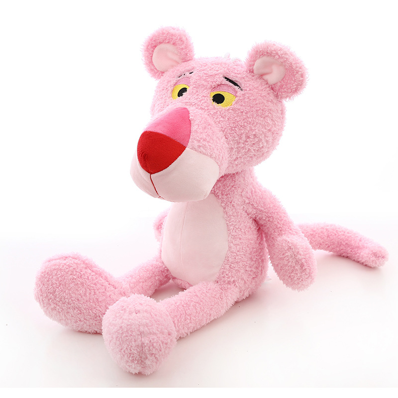 SAILEROAD The Pink Panther Stuffed Toys Birthday Gift Lovely Children Gift Stuffed Toy Plush Doll Plaything 40/50/60/70cm