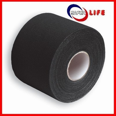 Physical therapy black Muscle ,kinesiology tape