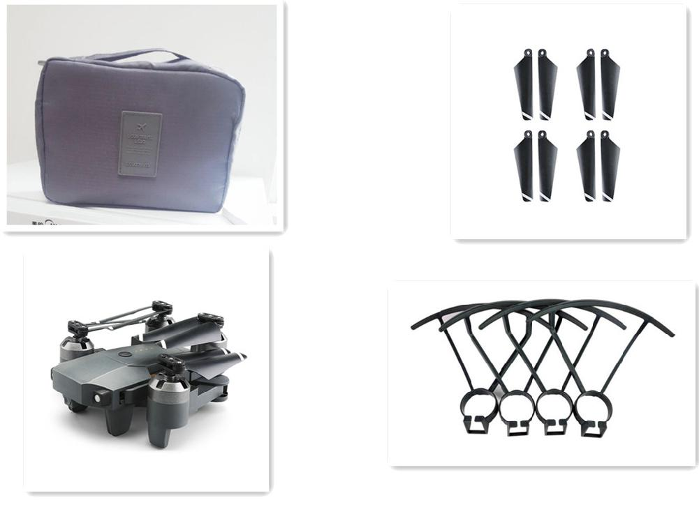 LeadingStar Portable Waterproof font b Drone b font Body Storage Bag Paddle Protection Rack for Air