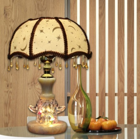 Hot Selling High End European Brief Vintage Decoration Lamps Bed .