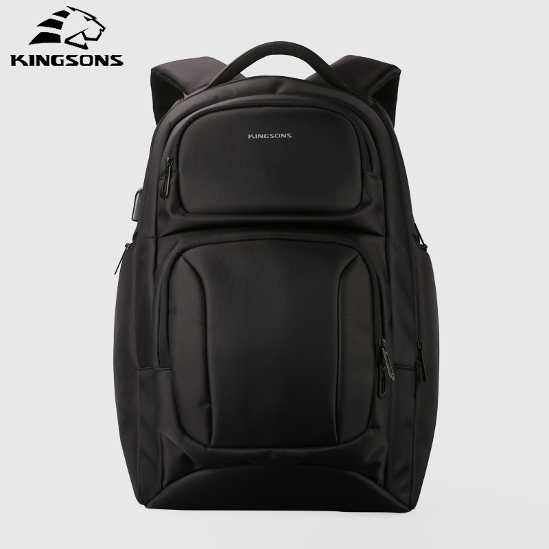 Kingsons Large Capacity Backpack Anti Theft Man Backpacks Bags Laptop Backpack For Man Military Travel Bag Student School Bag business backpack laptop man travel bags laptop backpack anti thief design school computer men luggage large capacity travel bag