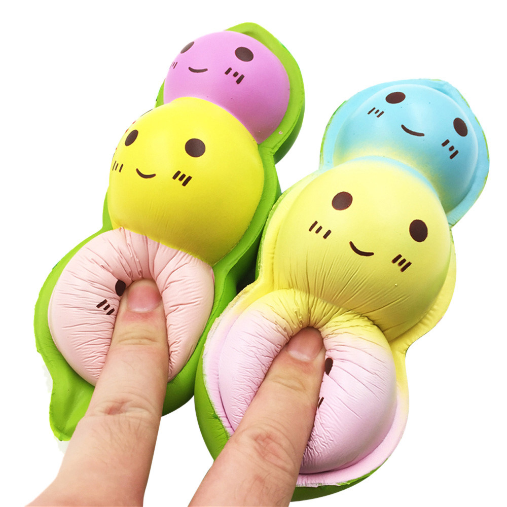 Squeeze Jumbo Stress Reliever Soft Yogurt Bottle Scented Slow Rising Toys Gifts Novelty Fun Squishy Soft