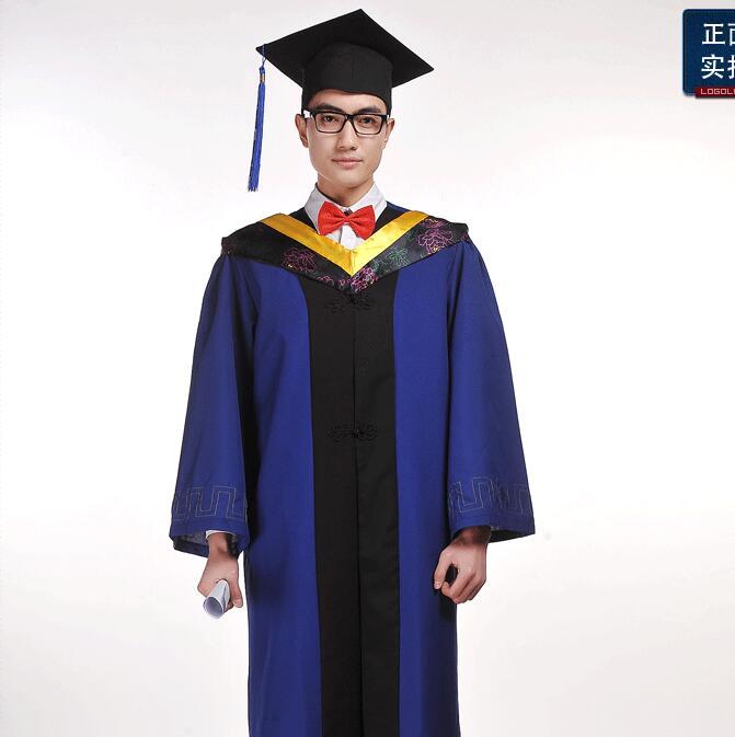 Popular Graduation Cap Gown-Buy Cheap Graduation Cap Gown lots ...
